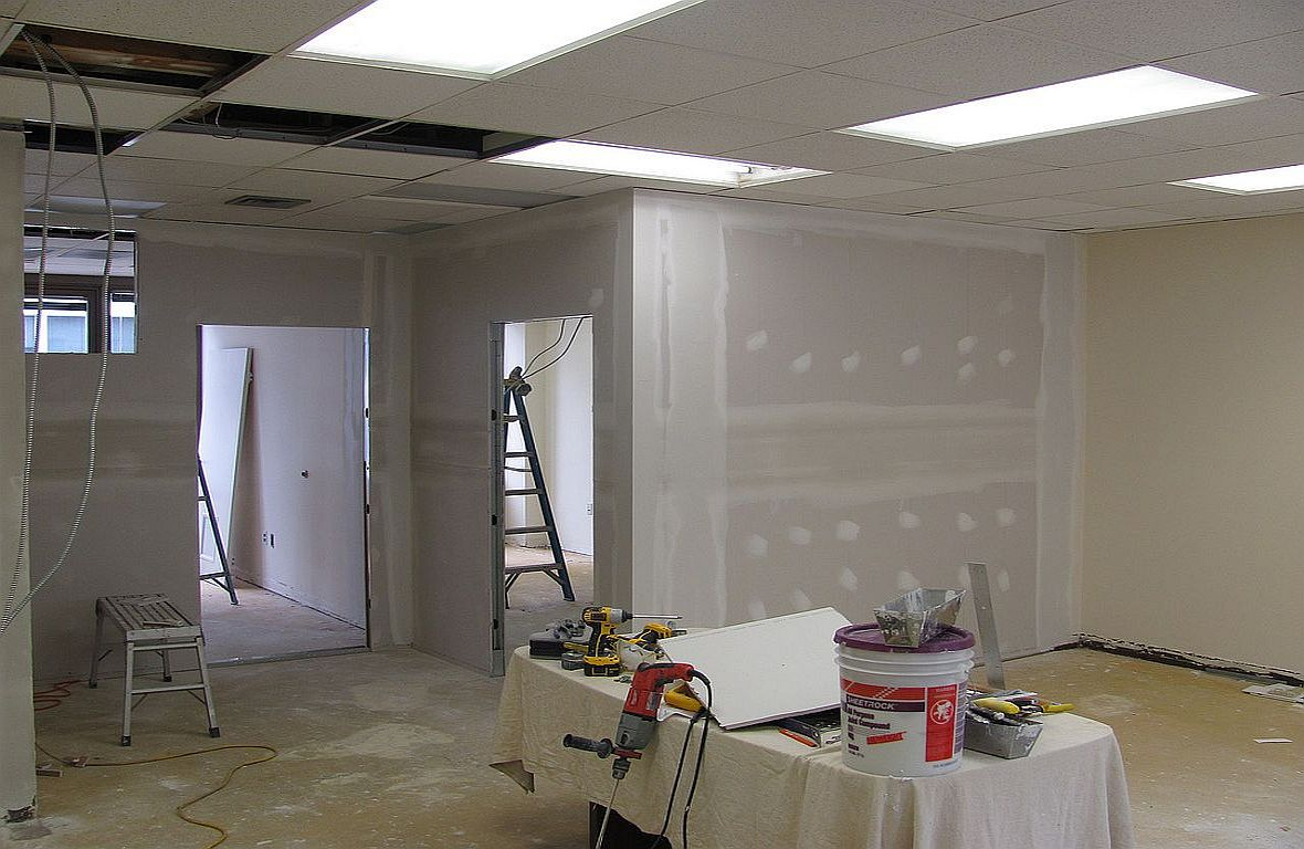 commercial janitorial services - Post Construction Clean Up